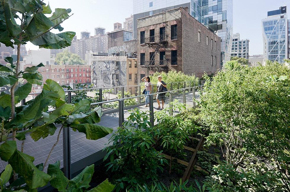 Piet Oudolf High_Line New York