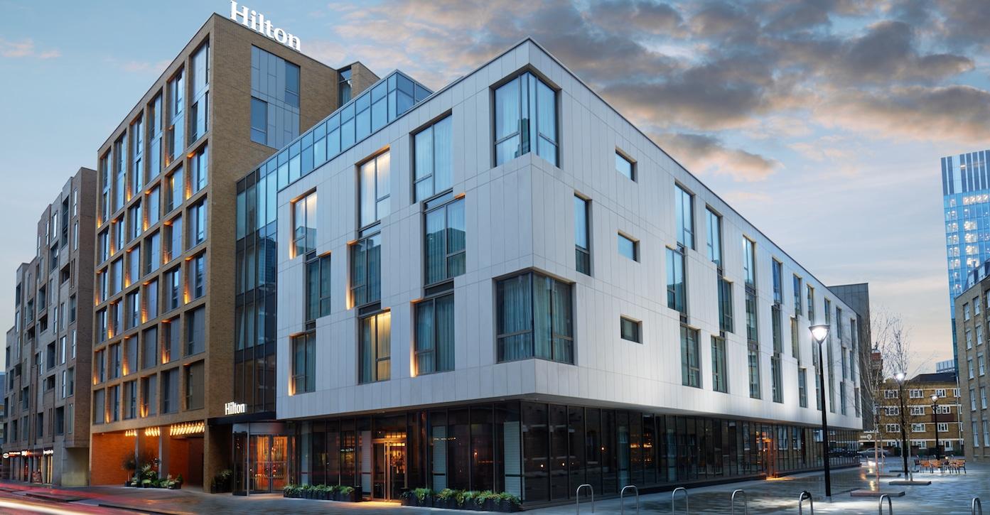 Hilton London Bankside Hotel Review