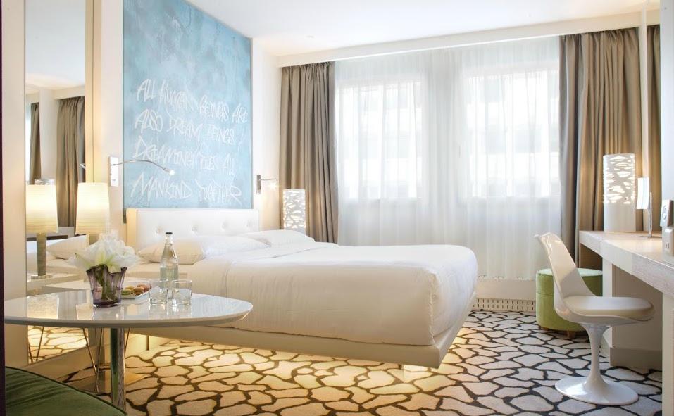 Hotel N'vY Geneva Manotel Group