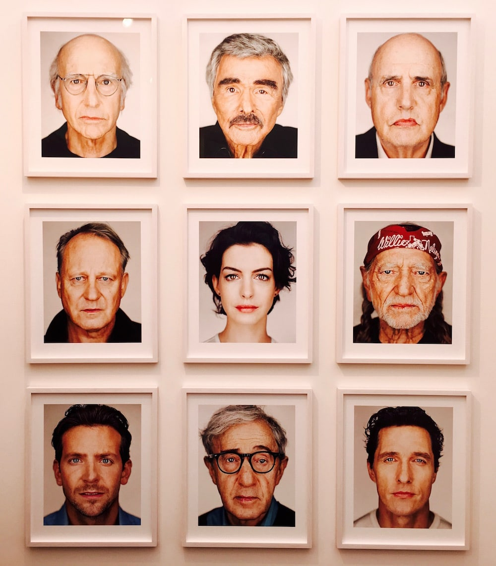 Photo London Martin Schoeller at Camera Work