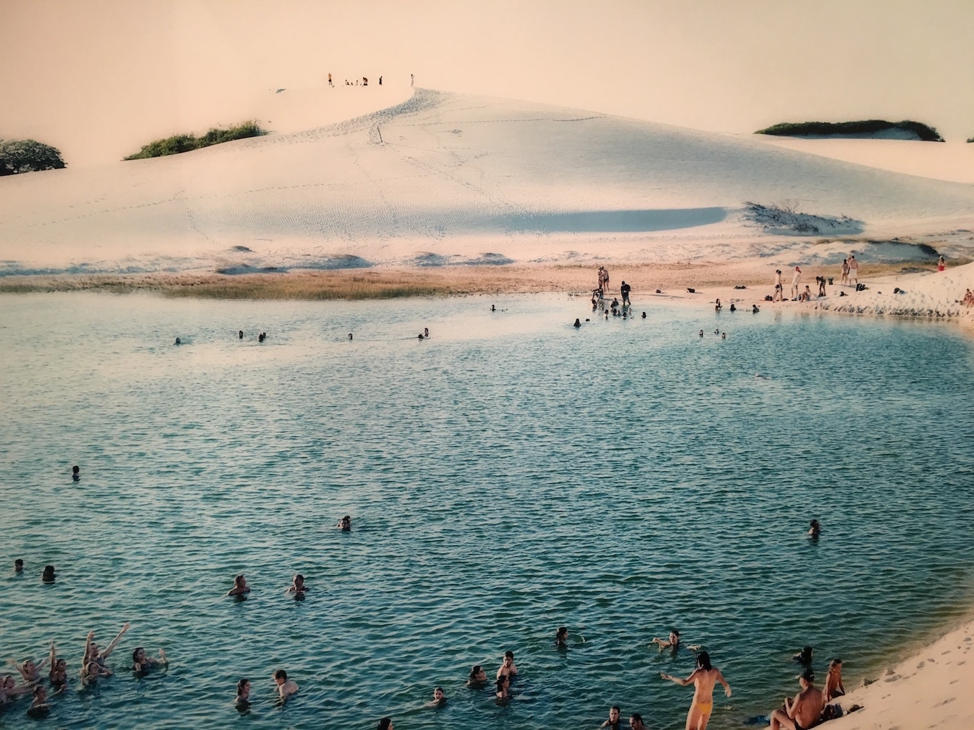 Massimo Vitali Ernst Hilger Photo London