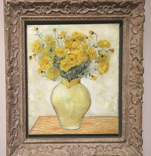 Christopher Wood Chrysanthemums Vincent Van Gogh and Britain Tate Britain, London