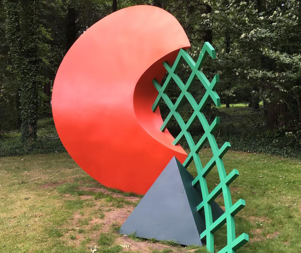Case Sculpture Foundation Goodwood Hotel