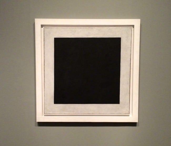 Malevich Tate Modern