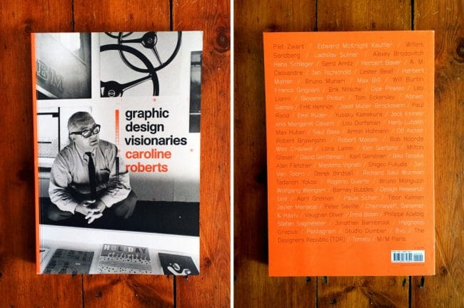 Art Visionaries by Mark Gertlein & Annabelle Howard Graphic Design Visionaries Lawrence King Publishing