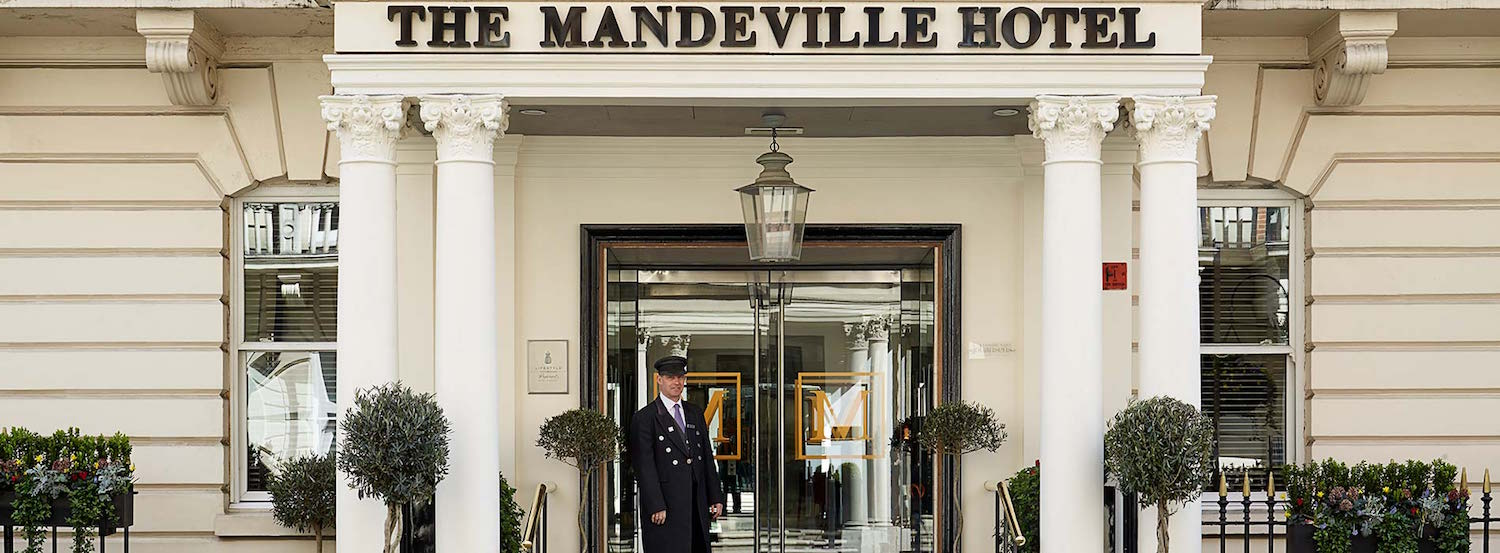 The Mandeville Hotel - London - Hotel Review