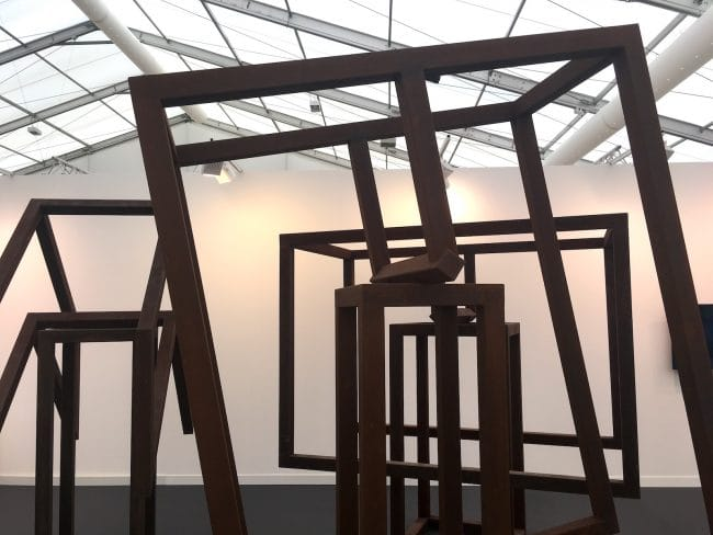 Frieze London 2019 Gallery Naria Rossler