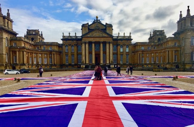 Maurizio Cattelan Blenheim Palace Victory is Not an Option