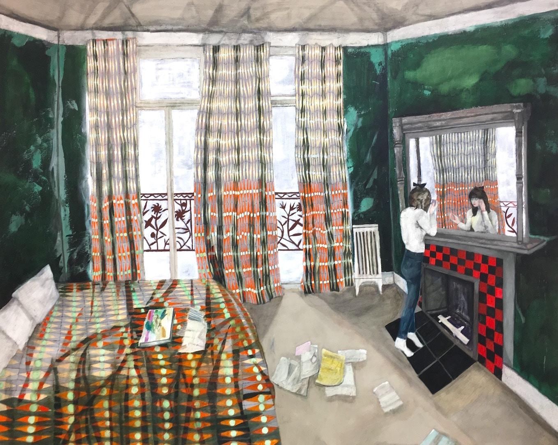 Raffi Kalenderian Saatchi Gallery Painters Painters