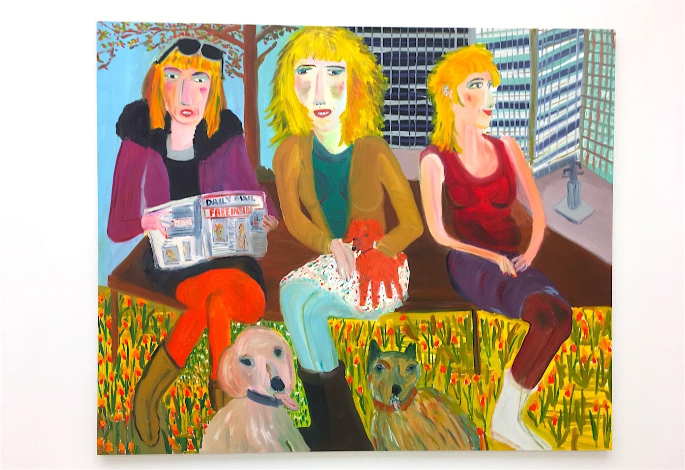 Martin Maloney Saatchi Gallery Painters Painters