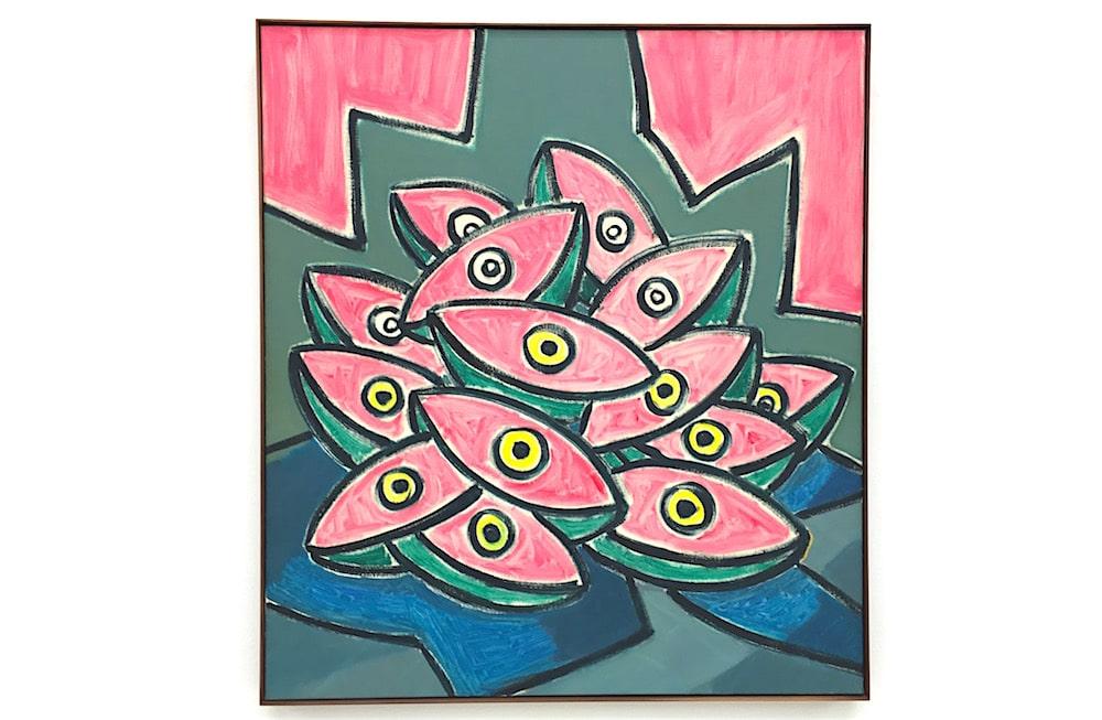 Ansel Krut Saatchi Gallery Painters Painters