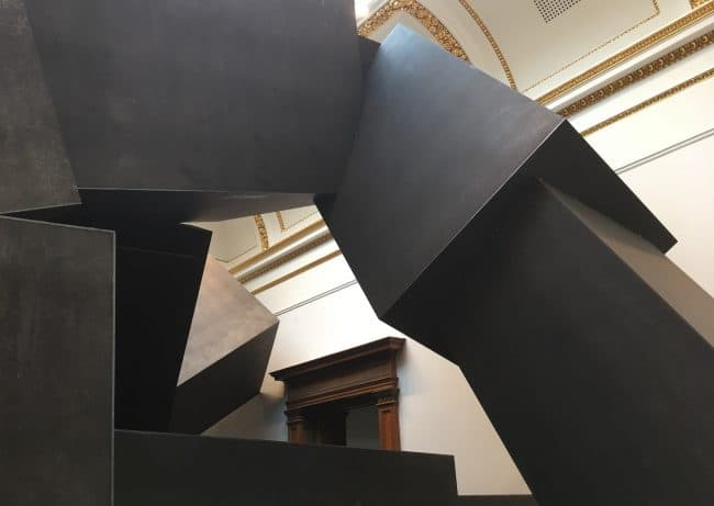 Antony Gormley Royal Academy London Cellophaneland Review