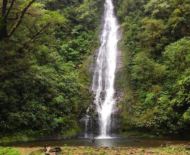 Waterfall - Poas Volcano National Park, Costa Rica - Cellophaneland Hotel & spa review