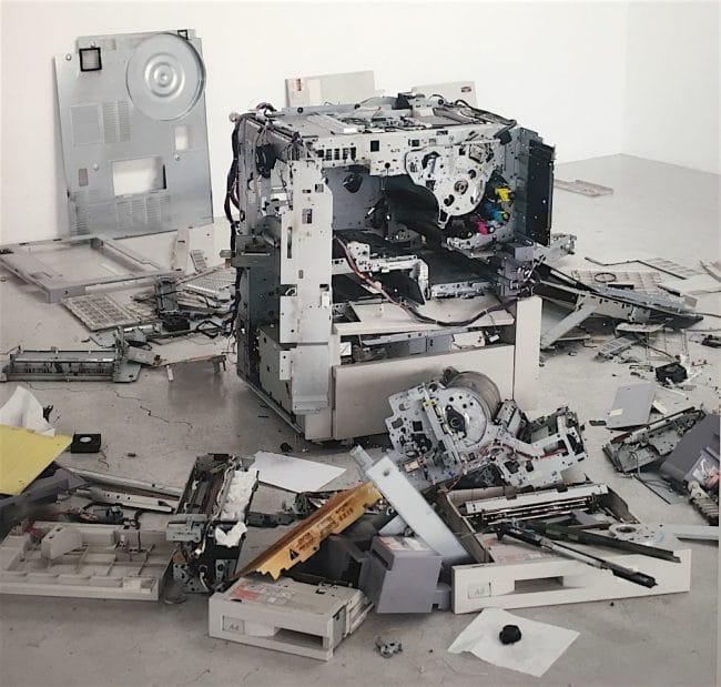 Wolfgang Tillmanns Tate 2017 Paper Drop