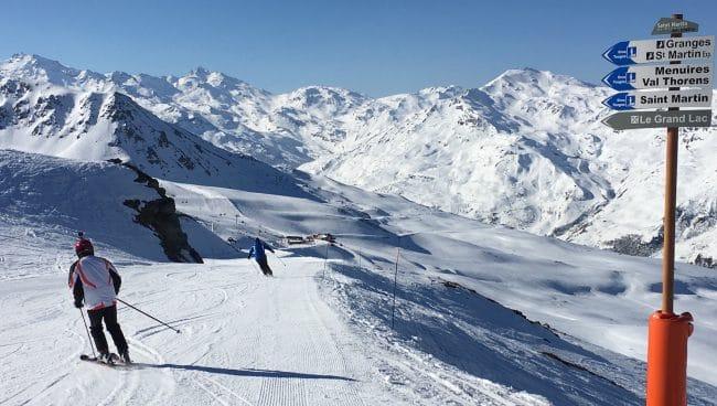ski talini chalet st martin de belleville