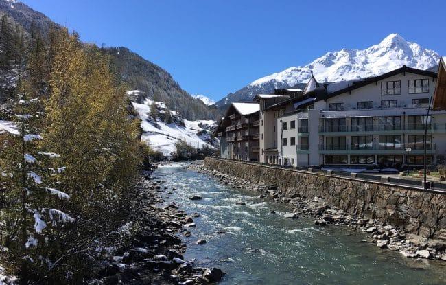 Solden Ötztal Austria