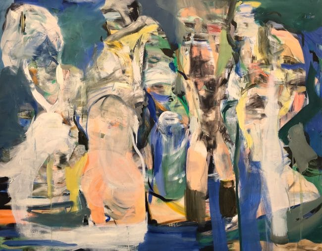 Cecily Brown Frieze Art Fair London 2017