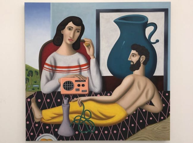 Jonathan Gardner Frieze Art Fair London