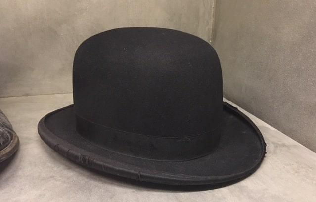 Charlie Chaplin's bowler hat Chaplin's World Vevey