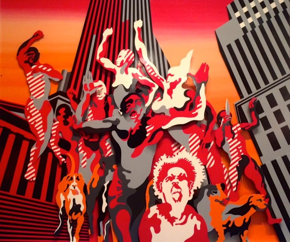 The World Goes Pop Tate Modern