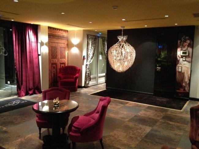 Hotel Le Bellechasse - Paris, France