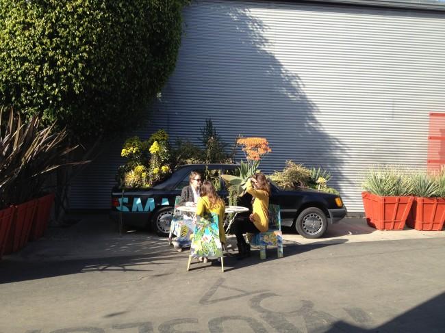 Bergamot Station Art Galleries - Santa Monica, California