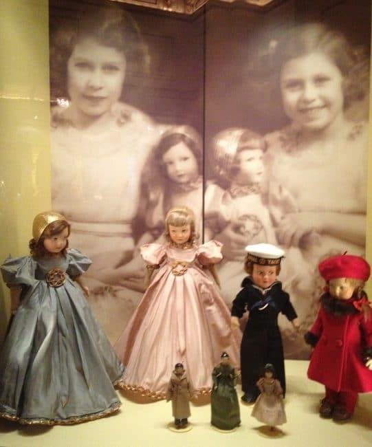 Royal Childhood - Buckingham Palace, London