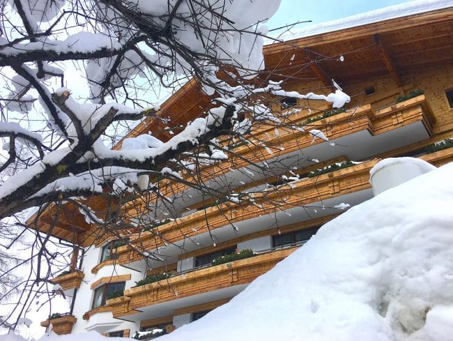 Gartenhotel Theresia Saalbach Hinterglemm www.cellophaneland.com