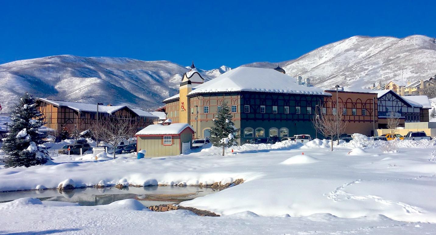 Wyndhams Zermatt Resort & Spa Park City Utah