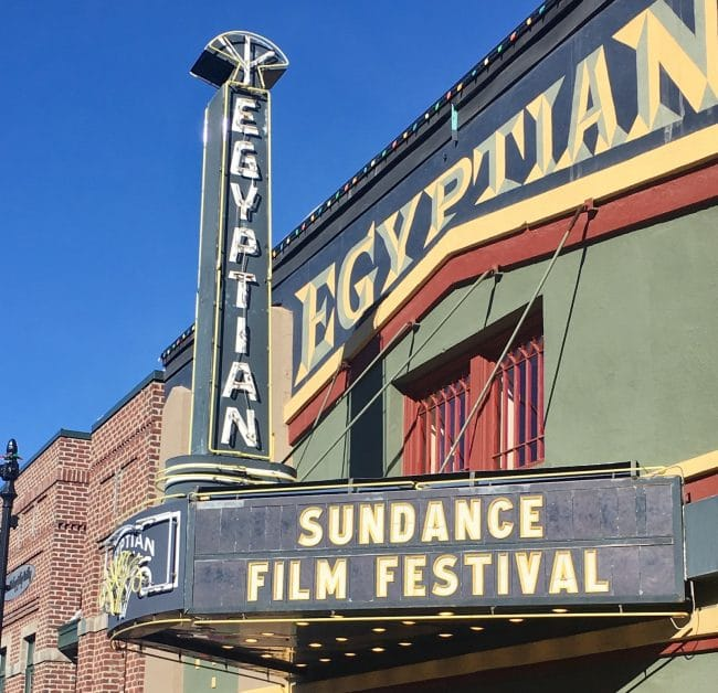 Visiting Sundance_Film_Festival Egyptian Theatre