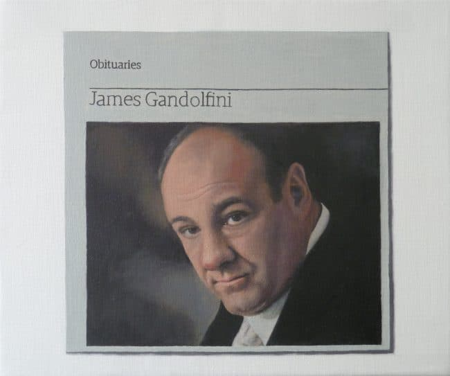 J Gandolfini Hugh Mendes