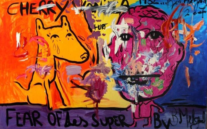 Bjarne Melgaard Saatchi Gallery Painters Painters