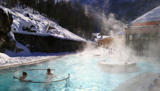 Best Thermal Spas Pyrenees France