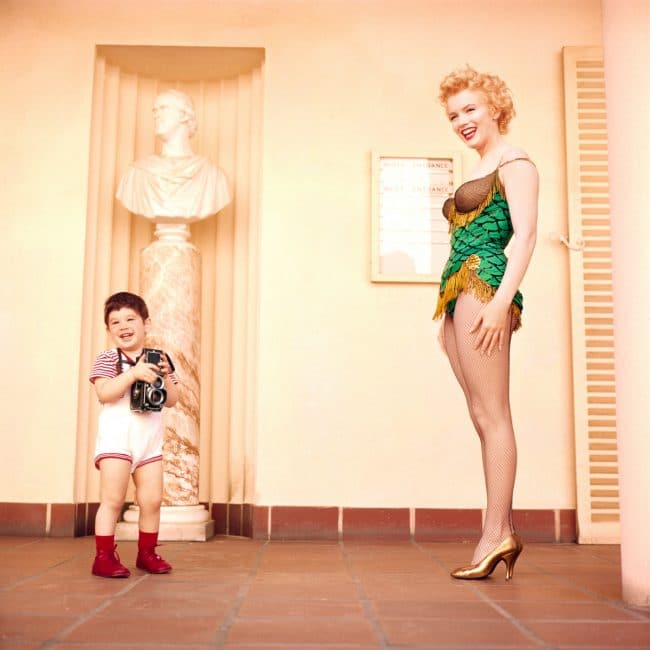 joshua-greene-interview marilyn Monroe photographer conversation