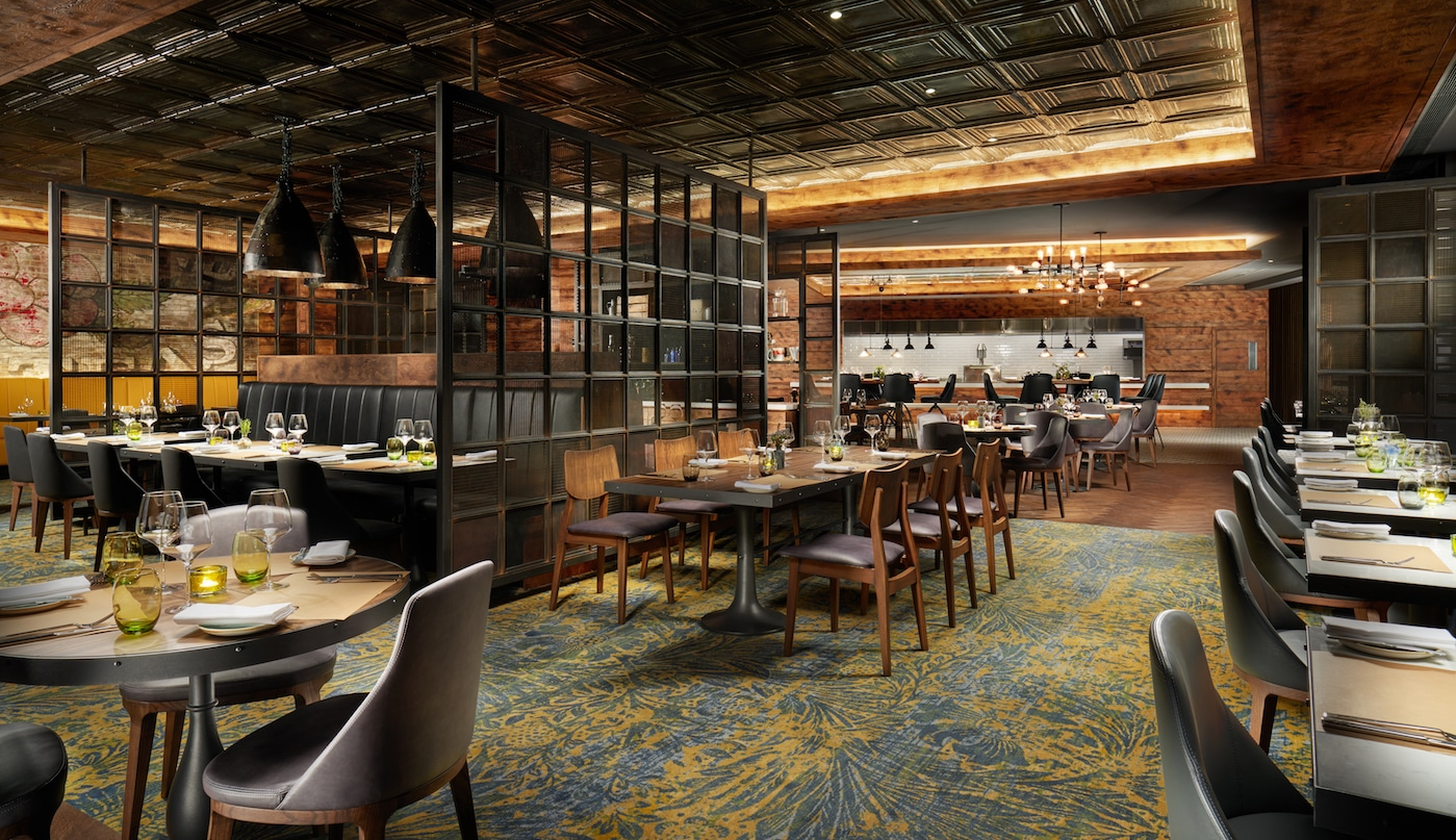 Hilton London Bankside Hotel OXBO Bankside