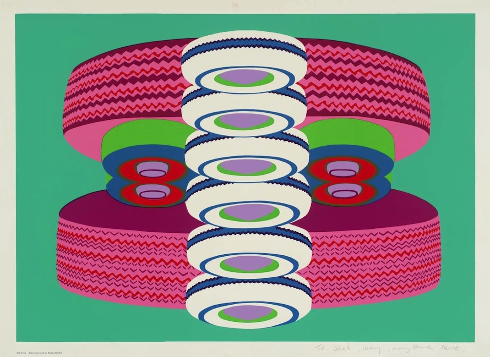 Untitled 1964 Derek Boshier born 1937 Presented by Rose and Chris Prater through the Institute of Contemporary Prints 1975 http://www.tate.org.uk/art/work/P04053
