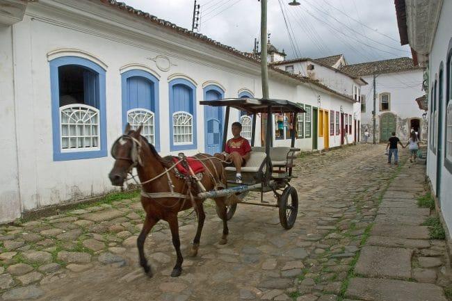 Pousada Picinguaba Paraty Horse