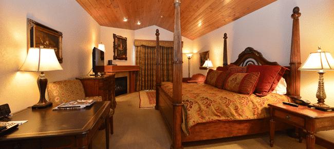 Bedroom Zermatt Resort & Spa Park City Utah