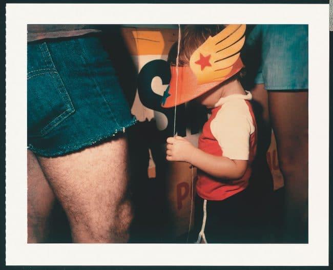 Polaroid Project Barbara Crane, Private View, 1981