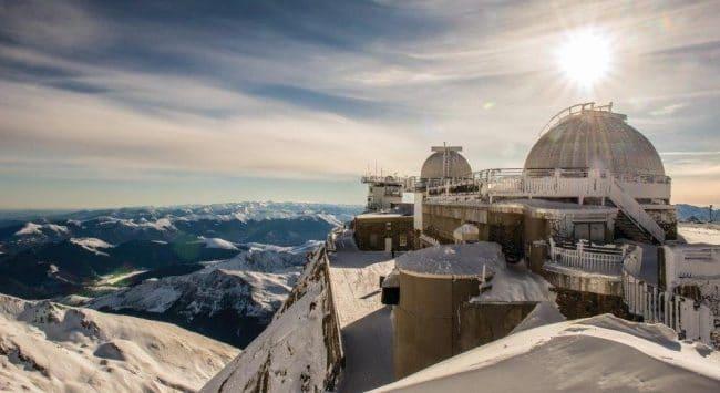 Pic du Midi ski pyrenees