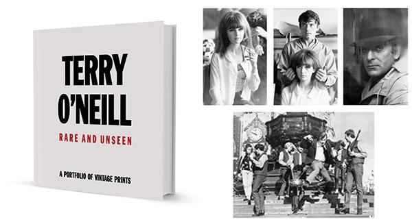Terry O'Neill Rare & Unseen A Portfolio of Vintage Prints