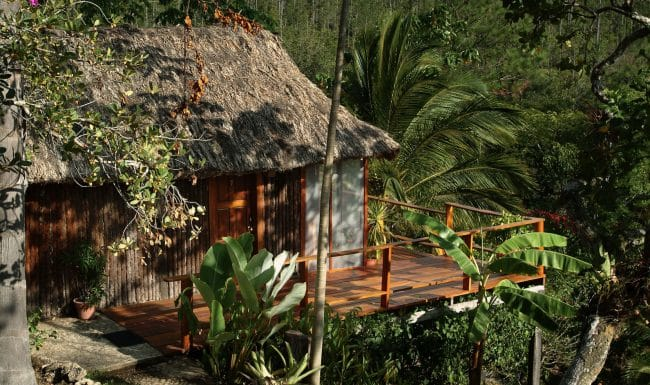 Family Coppola Hideaways Blancaneaux Lodge