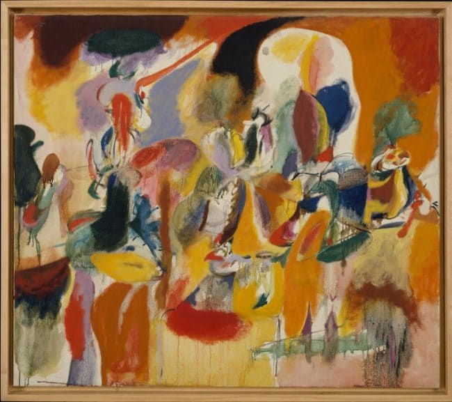 Abstract Expressionism Royal Academy Arshile Gorky