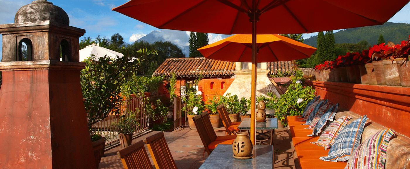 Posada Hotel De Angel Antigua Guatemala