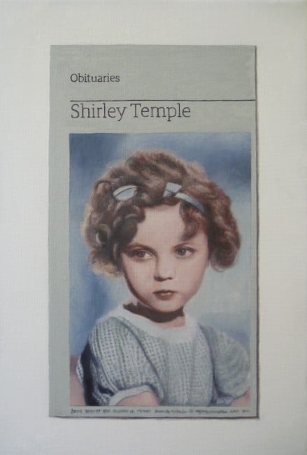 Shirley Temple Hugh Mendes