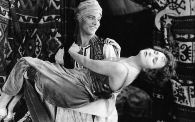 Rudolph Valentino Son_Sheik