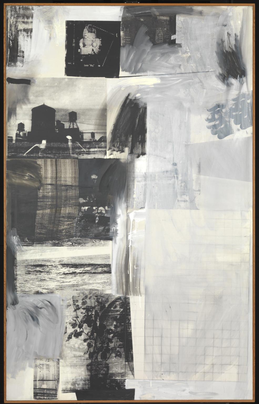 Robert-Rauschenberg Tate Modern