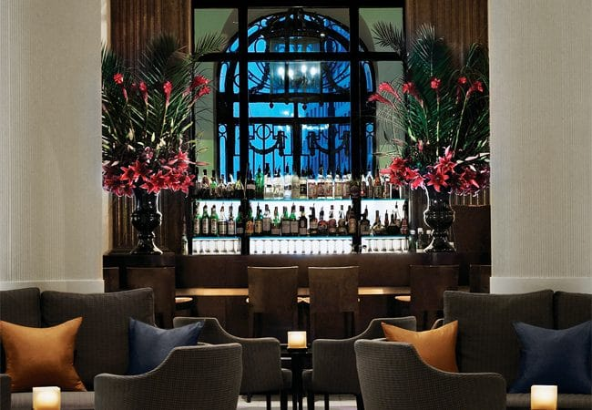 Indigo Restaurant at One Aldwych Hotel, London Review