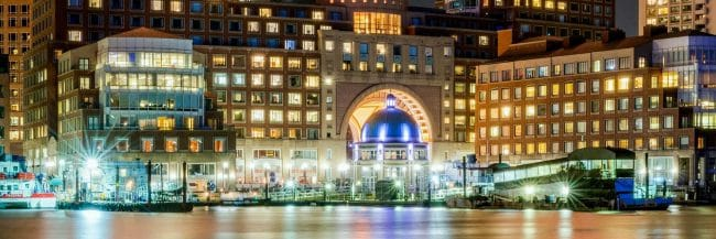 Boston Harbour Hotel