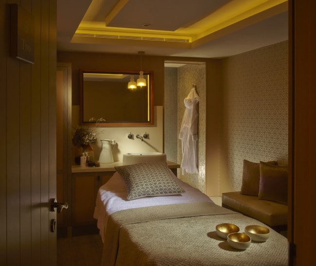 Treatment Room, House Spa at Dormy House Hotel - Broadway, The Cotswolds